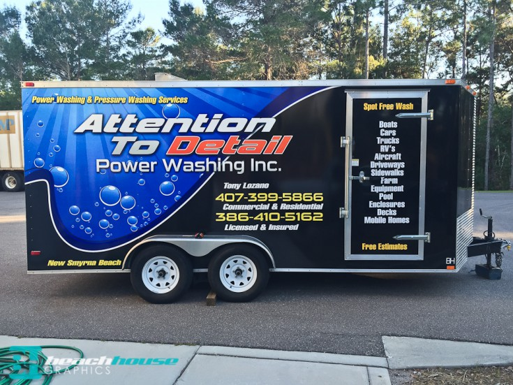 Custom Wraps Vehicle Graphics Daytona Beach Ormond