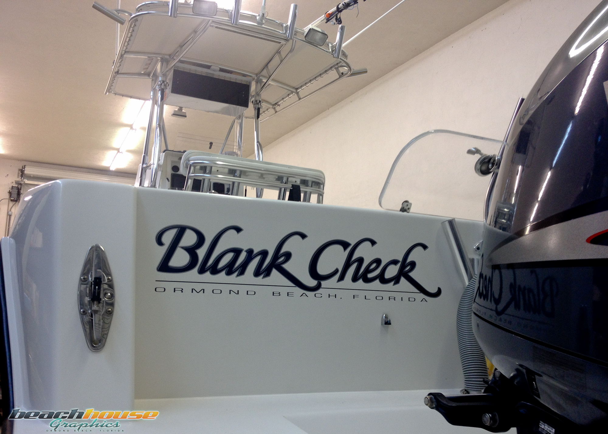 VinylLetteringBoatNameGraphicsDecalsStickersBlackCheck - Vinyl stickers for boats
